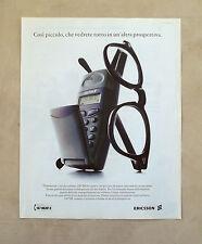 E647 - Advertising Pubblicità -1997- ERICSSON GF 788