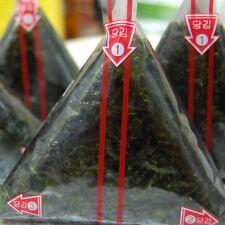 Samgak Kimbap Kit / Triangle-shaped Sushi kit / nori laver / Korean Seaweed