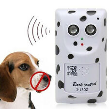 Humanity Ultrasonic Stop Dog Barking Anti Deterrent No Bark Puppy Control Device