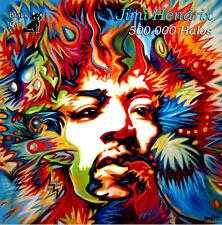 Jimi Hendrix CD 500,000 Halos Rare Live & Studio Outtakes