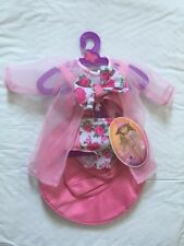 New My Life As Pink Rose Swim Suit Set For 18 In Doll