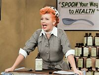 I Love Lucy Lucille Ball Set of 5 Photos 4x6
