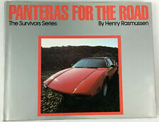 Survivors: Panteras for the Road by Henry Rasmussen (1985, Hardcover)