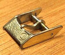 Roamer Hebilla Buckle Fibbia correa part repuesto vintage original 14mm