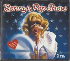 RONNY'S POP SHOW 20 * NEW 2CD'S * NEU *