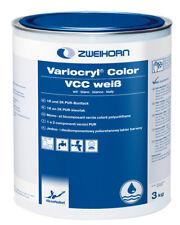 Zweihorn Variocryl Color VCC RAL 9010 Reinweiß (3 Liter)