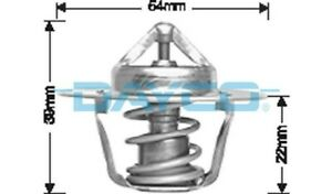 Thermostat for Dodge Ram 3500 359 1996 to 2005 DT14B