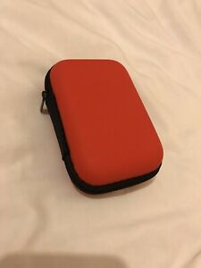 Portable Hard Case Pouch for 2.5'' External hard drive or other
