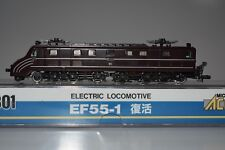 N Scale Micro Ace A1301 EF55-1 Electric Locomotive J6364