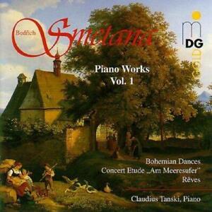 Bedrich Smetana (1824-1884) • Piano Works Vol. 1 CD