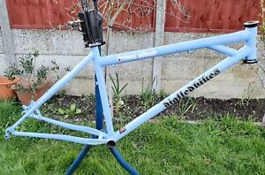 "Dialed Bikes Prince Albert Frame 17.5"" - Reynolds 520 Hardtail MTB Mountain Bike"