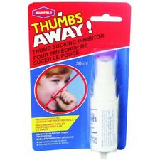 THUMBS AWAY! 30 ml: Thumb Sucking Inhibitor: STOP and PREVENT ::NON TOXIC