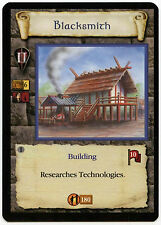 Blacksmith (4) - Age Of Empires ECG CCG Card (C96)