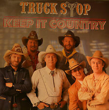 "TRUCK STOP - KEEP IT COUNTRY 12"" LP (T 351)"