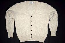 Strick Cardigan Pullover Pulli Sweater Knit Sweatshirt Benetton SchurWolle M-L