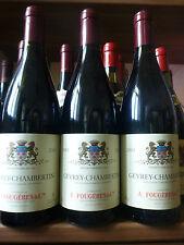 Gevrey Pérignon 2001 mise Fougères (3 Canette)