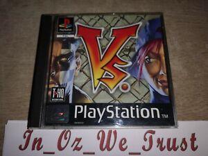 VS. (Sony PlayStation 1, 2 & 3, 1998)