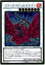 Yu-Gi-Oh Black Rose Dragon GS05-JP009 Gold Rare Japanese