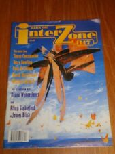 INTERZONE #117 MARCH 1997 STORM CONSTANTINE TERRY DOWLING UK MAGAZINE =