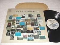 The Winter Consort - Self-Titled S/T, 1968 Folk LP, Nice EX!, 1980's Press, Paul