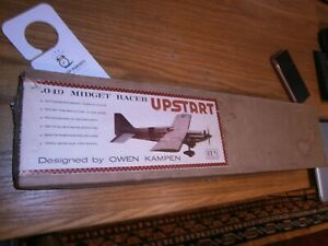 (2) Ace R/C Upstart AND Upstart II Midget RacerS airplane KitS
