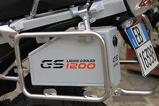 BMW R1200GSA-LC 2014 on GSEmotion Alu Case Toolbox aluminium toolcase BK/Grey