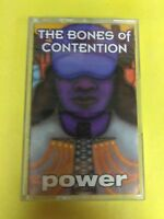 THE BONES OF CONTENTION Power Cassette Tape