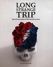 GRATEFUL DEAD - LONG STRANGE TRIP: THE UNTOLD STORY (2 DVD) NEW DVD