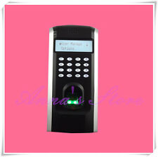 Professional Fingerprint Time Clock Door Access Control System+TCP/IP+Software