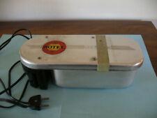 Gelatiera elettrica vintage ICE CREAM ROTEL , funzionante con istruzioni