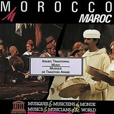 Various Artists - Morocco: Arabic Traditional Music [New CD]