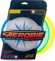 Aerobie Illumination Series LED Skylighter Flying Disc - 3 Years +