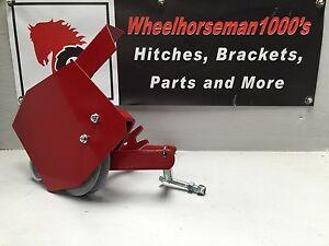 Wheel Horse Toro Tiller Bracket With Guard