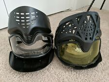 Two jt paintball masks