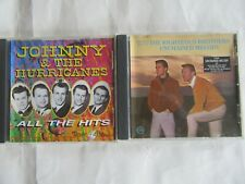 Greatest Hit CD, Johnny And The Hurricanes & Righteous Brothers Unchained Melody