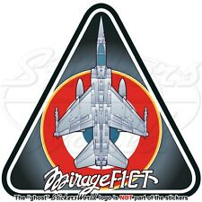 MIRAGE F1 FRANCE Dassault Aviation F1CT French AirForce Aircraft Decal, Sticker
