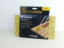 Mr. LongArm 0355 Woodmates 12-Inch Premier Stain Applicator Replacement Pad
