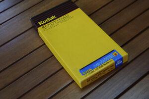 "Kodak Ektachrome 100 Plus 4X5"" film, 20 Sheet Readyload 2/1997"