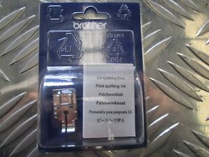 "Brother 1/4"" Quilting Foot F001N"