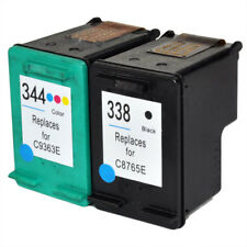 Remanufactured Black & Colour Text Quality Ink Cartridges for HP PSC 2355