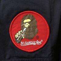 A Bathing Ape X Coca Cola Work Shirt Authentic Bape
