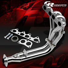STAINLESS STEEL EXHAUST HEADER FOR 94-97 HONDA ACCORD CD CD5 CD7 4-CYL F22 F22B