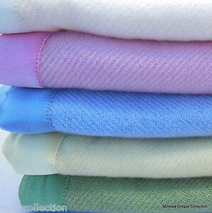 Baby Blanket for Newborn Infant Baby Cashmere Warm Cosy Soft Swaddle Carry Wrap