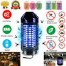 Electric UV Mosquito Killer Lamp Indoor Outdoor Fly Bug Insect Zapper Trap EU/US