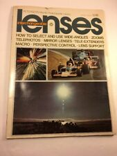 1975 INTERCHANGEABLE LENSES (PETERSEN'S HOW-TO PHOTOGRAPHIC LIBRARY) By Kalton C