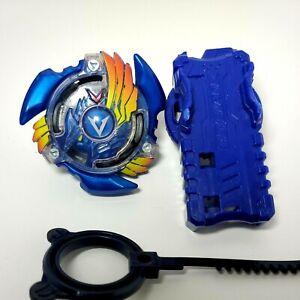 Beyblade VALTRYEK V2 D01L/TA06L Burst Evolution Rip Fire Hasbro and launcher