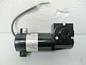 Bodine Electric 24A4BEPM-3F Gear Motor 130 VDC 1/17 HP 63 RPM 40:1 Ratio NEW