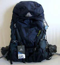 Gregory Baltoro 65 Backpacking and Hiking Pack - Navy Blue - Large