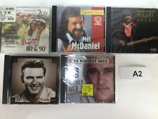 Lot of 5 CD's Country Rockabilly Charlie Rich Mel McDaniel Marvel Felts + A2