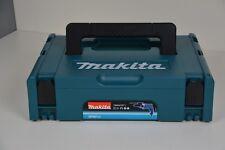 makita Koffer Systainer MAKPAC Systemkoffer Größe 1 / Höhe ca. 10,5 cm
